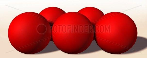 5 Balls