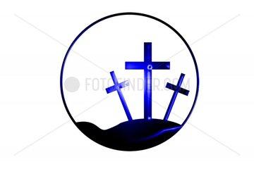 Tot Drei Kreuze Graeber
