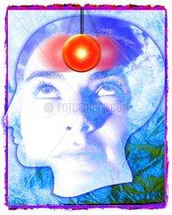 Hypnose Pendel Augen Hilfsmittel