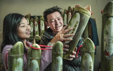 CHINA-SHAANXI-ANKANG-POVERTY RELIEF (CN)