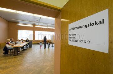 Abstimmungslokal
