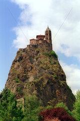 Chapelle St-Michel d Aiguilhe  Le Puy en Velay