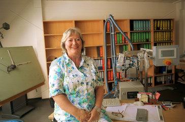 Regina Seidel  Vorsitzende des Verbandes deutscher Unternehmerinnen e.V.