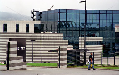 Gebaeude der Firma Inditex im gallizischen Arteixo