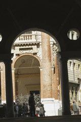 Vicenza  Loggia del Capitanio