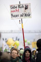 Agrar Demonstration