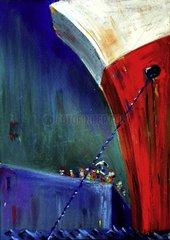 Schiffsrumpf