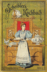 Scheibler's Kochbuch  1900