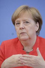 Bundespressekonferenz zum Thema: Aktuelle Themen der Innen- und Aussenpolitik