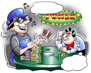 Pokerpartie