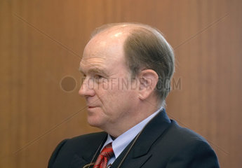 Walter B. Kielholz - Praesident des Verwaltungsrates Credit Suisse Group
