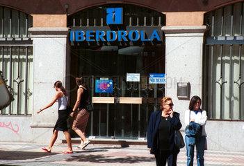 Iberdrola-Filiale in Salamanca
