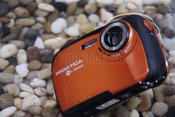 PRAKTICA DPix 5000WP orange
