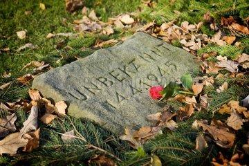 Grab eines unbekannten Soldaten
