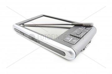 Pocket PC mit Eingabestift