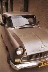Havanna  Kuba  Opel Rekord aus den 50er Jahren