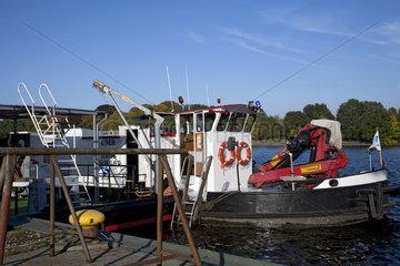 Tauchschiff Biber