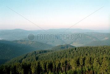 Schoenbrunn  der Thueringer Wald
