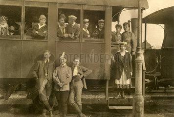 Abiturienten  1919