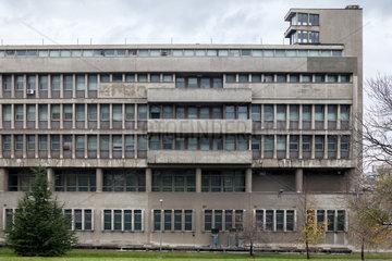 Belgrad  Serbien  Vojnogeografski institut  Geografisches Institut