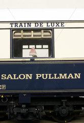 Pullman Reisewaggon  ausgestellt auf der ITB Berlin