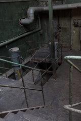 Berlin  Deutschland  Industriegebaeude in den Spreehoefen in Berlin-Oberschoeneweide
