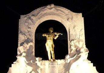 Denkmal Johann Strauss