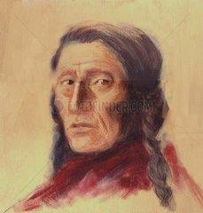 Indianer Holdingeagle