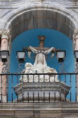 Bischofspalast im Malaga