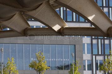 Bundespressekonferenz Gebaeude