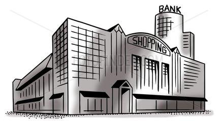 Ladengalerie Logo Grafik Serie
