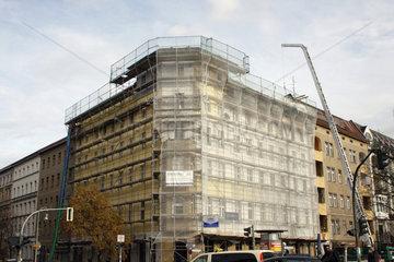 Berlin Altbausanierung