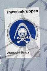 Thyssenkruppen