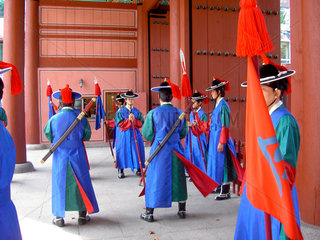 Kaisergarde in Seoul