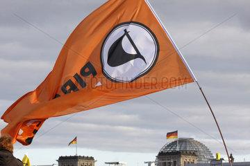 Piratenpartei Fahne