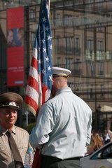 Russisch Amerikanisch Gespraech