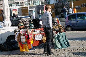 Checkpoint Charlie DDR Devotionalen