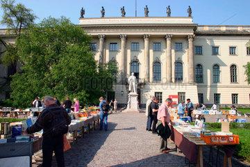 Berlin Humboldt-Universitaet