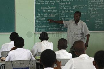 Englisch-Unterricht  Accra  Ghana