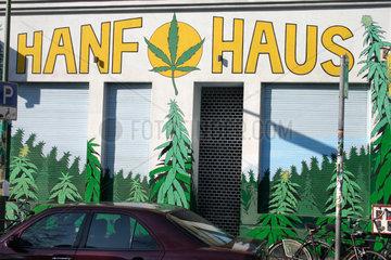 Berlin - Hanf Haus