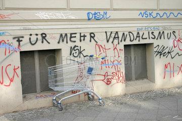 fuer mehr Vandalismus