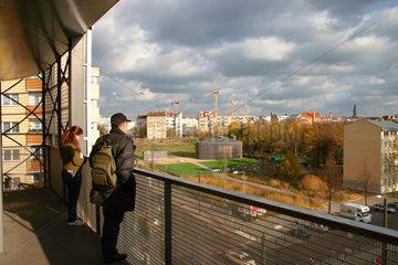 Berlin - Kapelle der Versoehnung