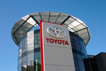 Toyota Autohaendler