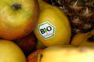Bio Zitrone