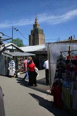 Zentralmarkt von Riga