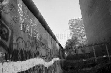 Scheiss Mauer