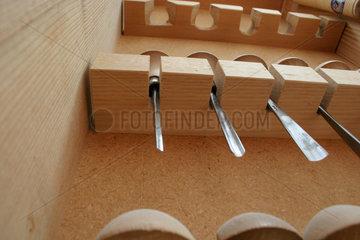 Bildhauer Werkzeug