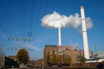 Vattenfall Kraftwerk in Lichtenberg