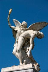 Engel auf der Schloss Bruecke