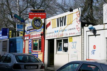 Berlin KFZ - Versicherunganbieter